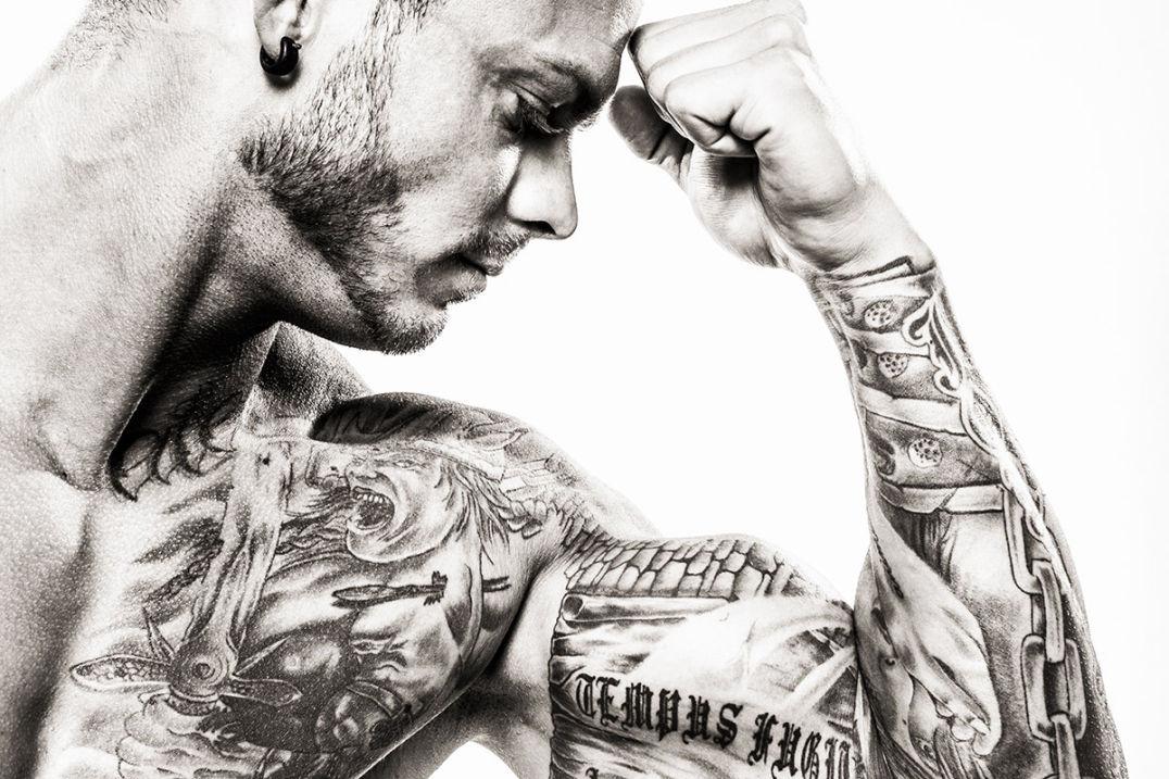 tattoo barvy